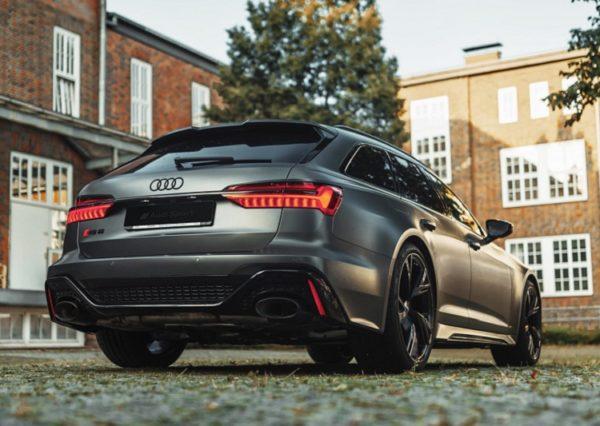 Audi RS6 hinten